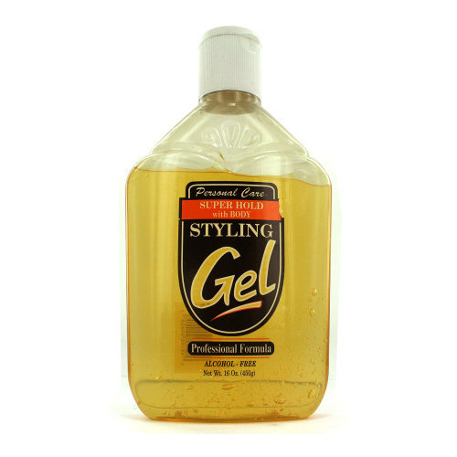 Bulk Buys 1278747 16 Oz Alcohol-Free Styling Gel -  Case of 24