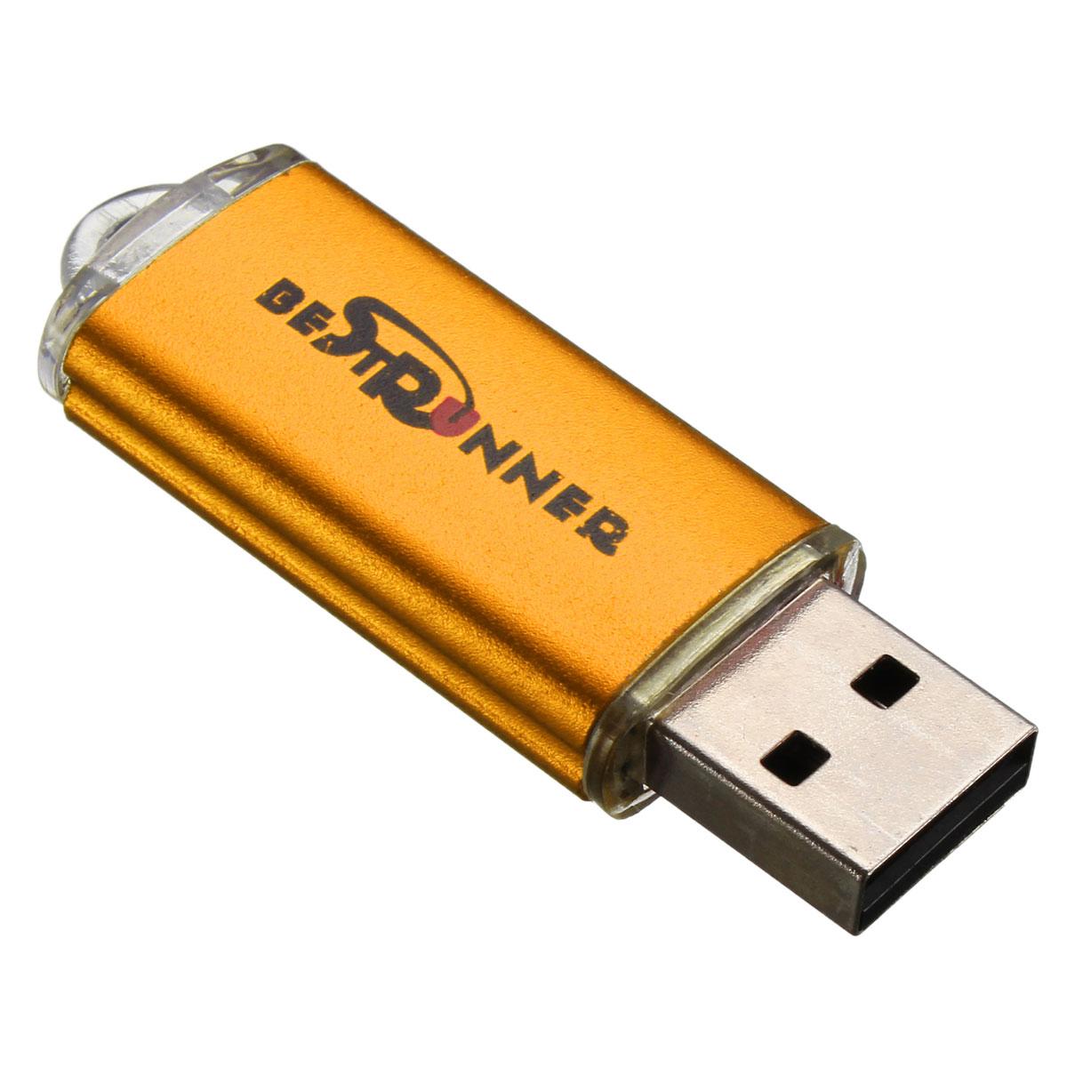 BESTRUNNER 256MB USB 2.0 Flash Memory Stick Pen Drive Storage Thumb Candy Color