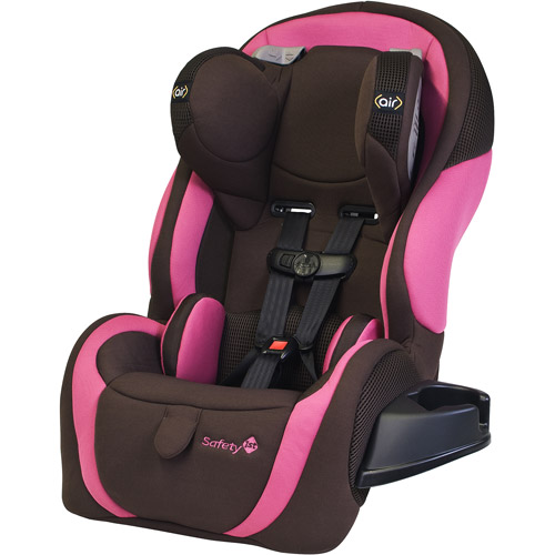 Safety 1st - Complete Air Convertible Car Seat, Raspberry Rose