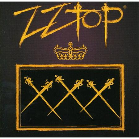 ZZ Top - XXX (CD) - image 1 of 1