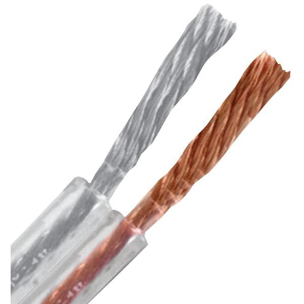 AXIS PET22-1129 16-Gauge 2-Conductor Speaker Wire (50ft)