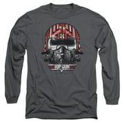 Top Gun - Goose Helmet - Long Sleeve Shirt - Medium