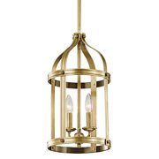 Kichler 43105 Steeplechase 2-Bulb Indoor Mini Pendant