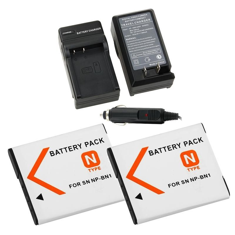 Insten Np Bn1 Npbn1 Type N Replacement Battery Amp Car Home