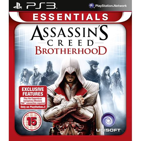 The Brotherhood Of Assassins (Assassin's Creed Brotherhood (PS3 Game) w/Copernicus Conspiracy)