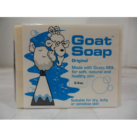 Goat Soap Original 3.5 oz