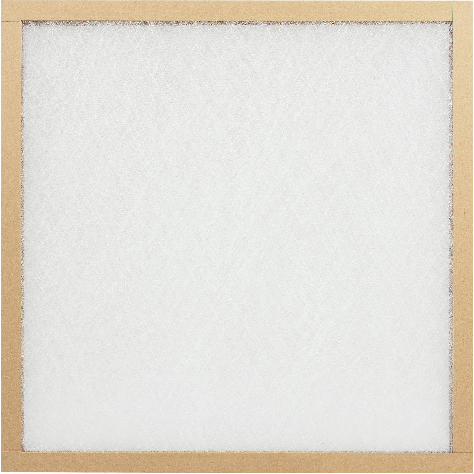 16X25X1 Fbg Furn Filter, Pack of 12 by Generic