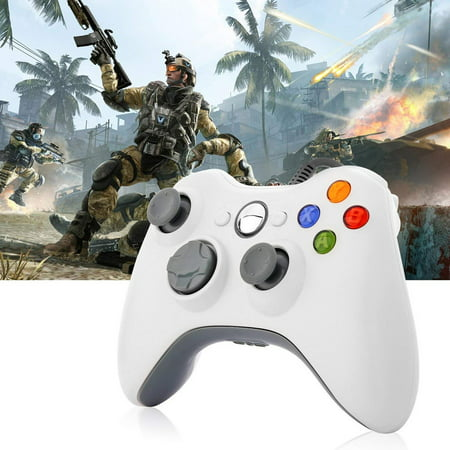 Wired Gamepad for xbox 360 Shoulders Buttons Improved