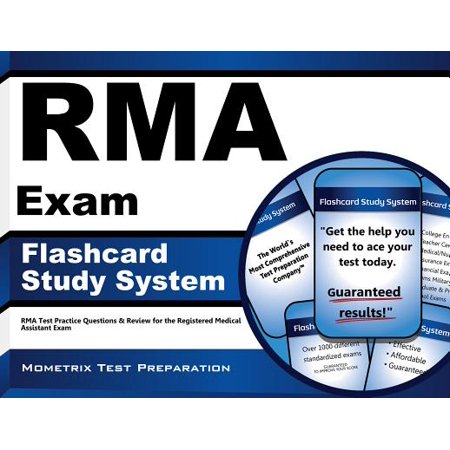Rma Exam Flashcard Study System : Rma Test Practice Questions and Review  for the Registered Medical Assistant Exam