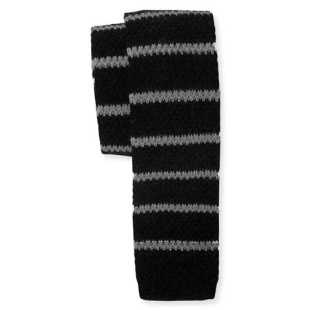 Aeropostale Mens Striped Knit Necktie 001