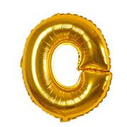 "Unique Bargains 40"" Gold Tone Foil Letter O Balloon Helium Birthday Wedding Festival Decor"