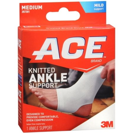 ACE Ankle Brace Medium 1 Each
