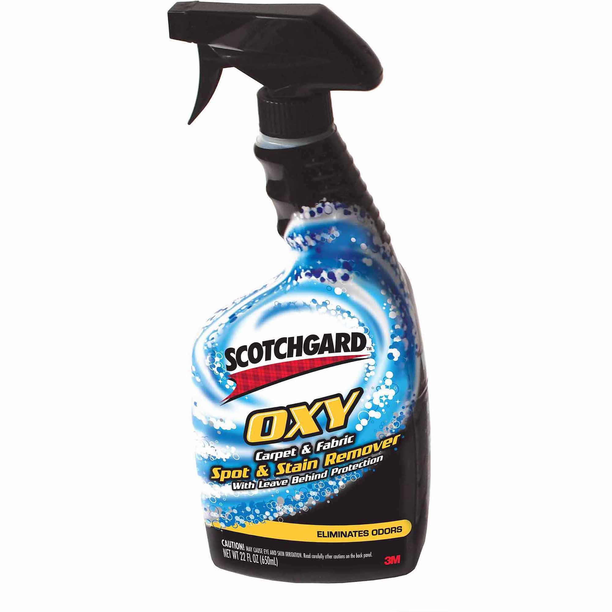 Scotchgard Oxy Auto Carpet & Fabric Spot and Stain Remover, 22 Oz.
