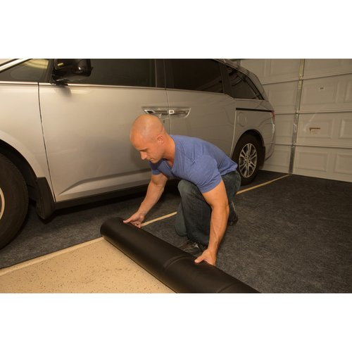 Armor All Garage Floor Mat, Charcoal