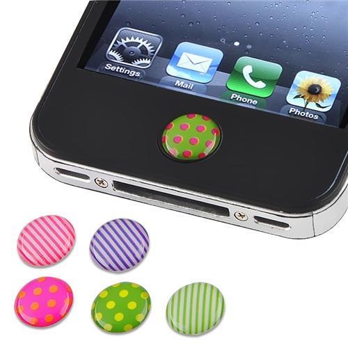 d232d70964d90b Insten Black/Blue TPU Hard With Stand Case+Car Holder Mount+Sticks For iPhone  6S / 6 4.7
