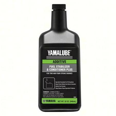 Yamaha ACC-FSTAB-PL-32  ACC-FSTAB-PL-32 Fuel Stabilizer Plus 32 Oz (case of 6); ACCFSTABPL32 (Pack Of 6)