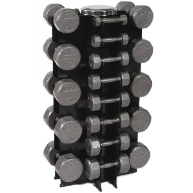 Troy Barbell GVDR-13 VTX 4-Tier Vertical Dumbbell Rack