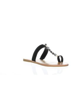 cbf3fe5c87b Product Image Dolce Vita Womens Jude Black Leather Slides Size 6.5