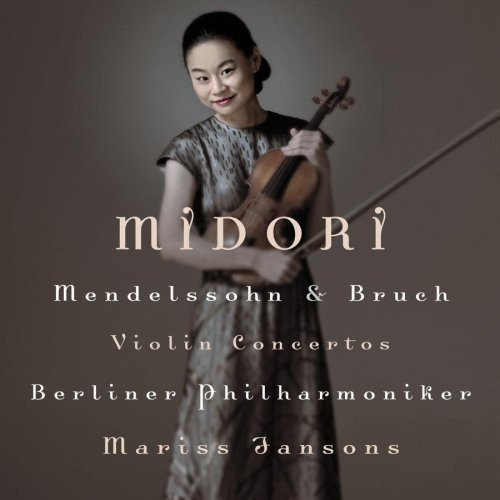 This selection is also available in Super Audio CD format.<BR>Includes cto(s) for vln by Max Bruch.  Ensemble: Berlin Philharmonic Orchestra.  Conductor: Mariss Jansons.  Soloist: Midori.