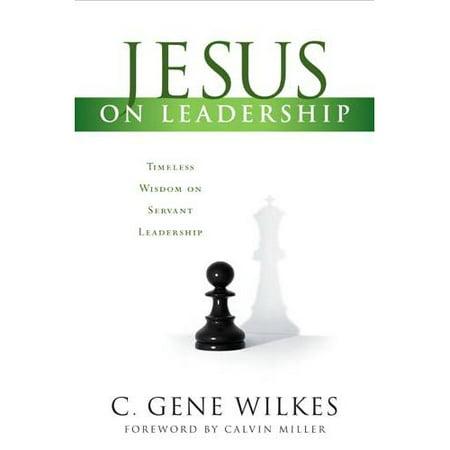 Jesus on Leadership by