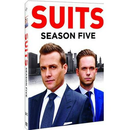 Suits  Season Five