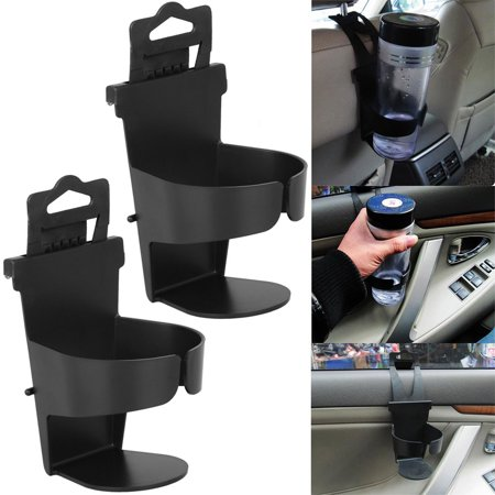 Universal Vehicle Car Truck Cup Holder Case Drink Bottle Door Mount Stand Hanger