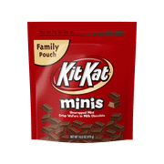 Kit Kat Minis, Crisp Wafer Milk Chocolate Candy, 14.8 Oz