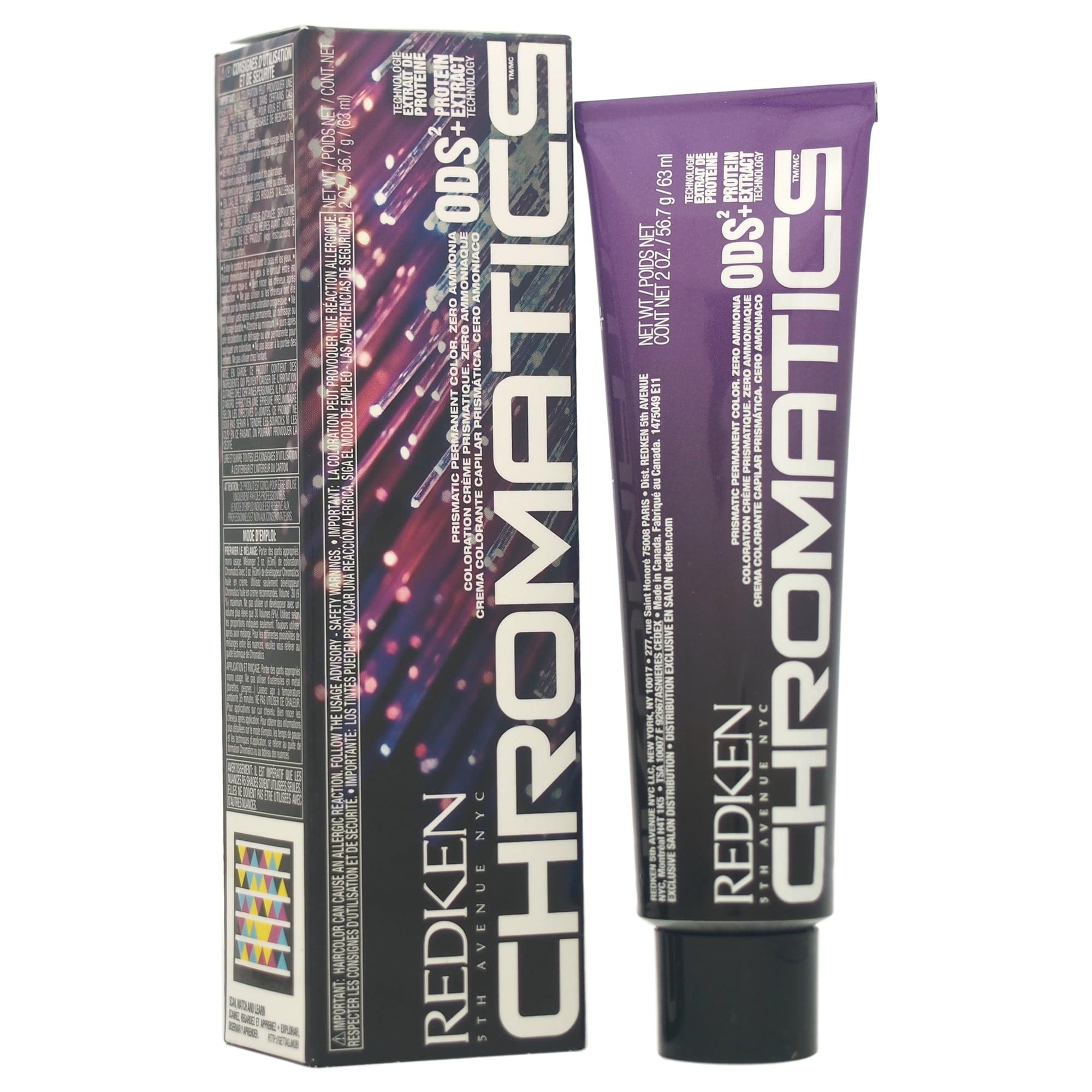 Redken Chromatics Prismatic Hair Color 4vr 426 Violetred 2 Oz