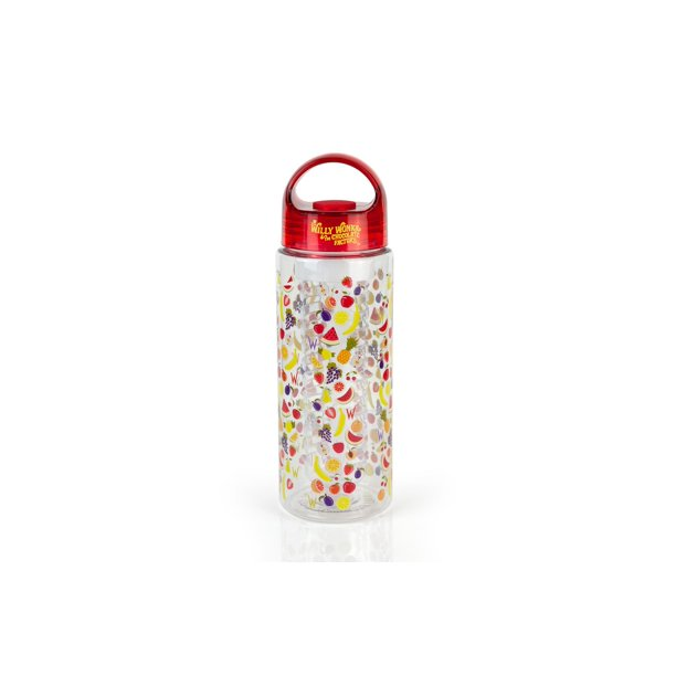 Willy Wonka Fruit Infuser Water Bottle - 16-Ounce