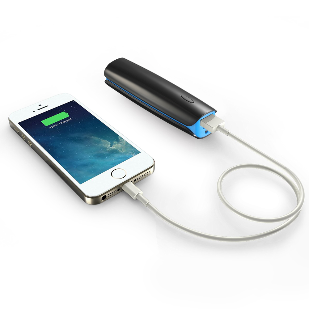 Mini Portable Power Bank Charger 3000mah Pocket Size