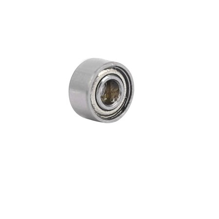 MR52ZZ 5mmx2mmx2.5mm Single Row Double Shielded Deep Groove Ball Bearings 5pcs - image 1 of 4