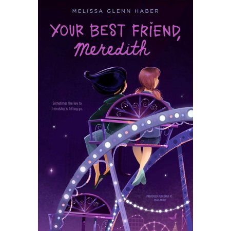Your Best Friend, Meredith - eBook