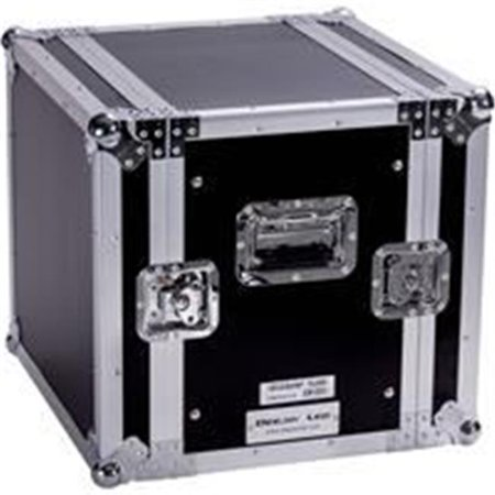 10u Space Universal Fly Drive Case Ideal for Effects Units with 14 in. Body
