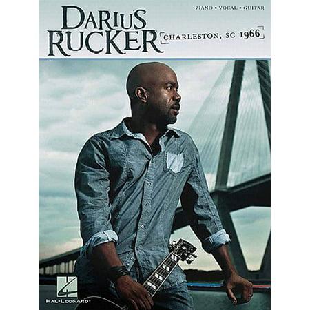 Darius Rucker - Charleston, SC 1966 (Paperback) ()