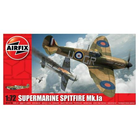 Supermarine Spitfire MkIa 1:72 (Airfix Models)