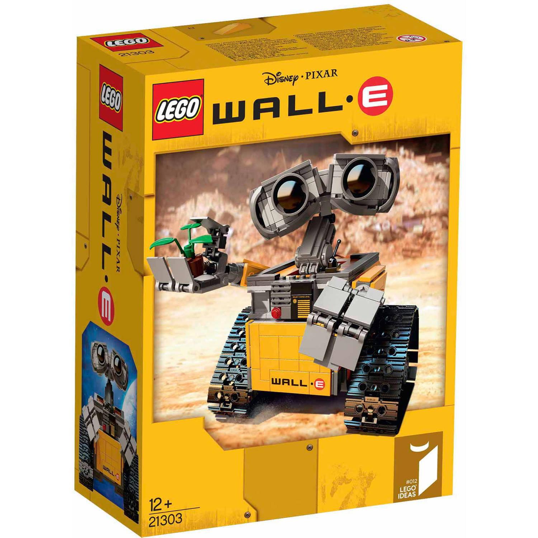 LEGO Ideas WALL-E - Walmart.com