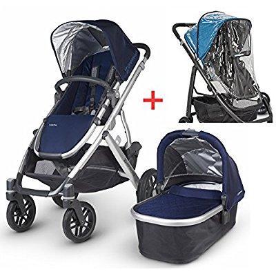 Uppa Baby vista 2015/2016 stroller with uppababy vista ra...
