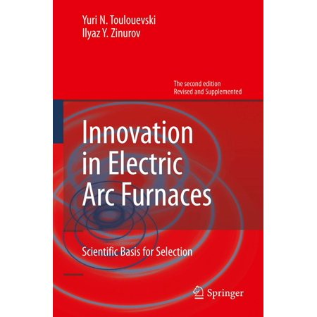 Innovation in Electric Arc Furnaces - eBook