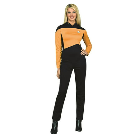 Star Trek Costumes For Kids (Star Trek Womens Deluxe Operations Halloween)