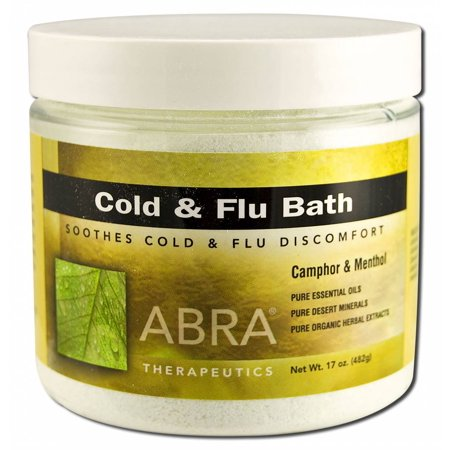 Abra Therapeutics - Abracadabra Bath, Cold And Flu, 17 -
