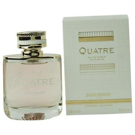 Boucheron 270051 Quatre Boucheron Eau De Parfum Spray - 3.4 oz - image 1 de 1