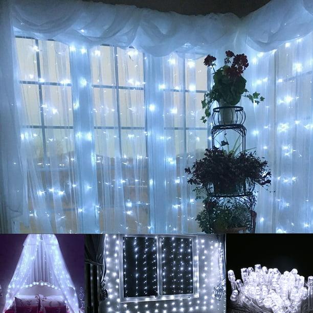 10M 100 LED String Fairy Light Tubes For Festival Christmas Party Wedding Decor