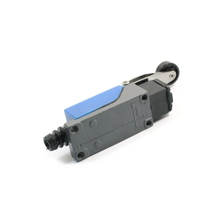 AC 250V 5A Rotary Roller Lever 1NO 1NC Momentary Limit Switch ME-8104 - image 1 of 3