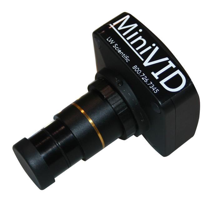 lw scientific mvc-u5mp-emtn minivid usb 5mp digital eyepiece camera with software
