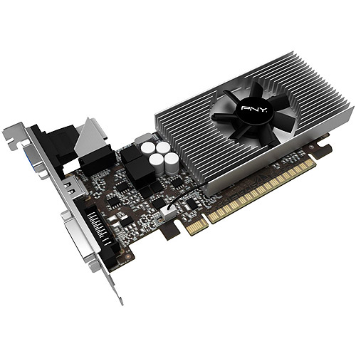 PNY GeForce GT 730 1GB DDR5 PCIE Graphics Card