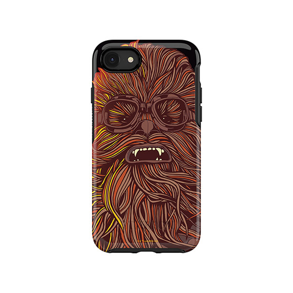 Otterbox Symmetry Series Solo: A Star Wars Story Case for iPhone 8 7, All or Nothing by OtterBox