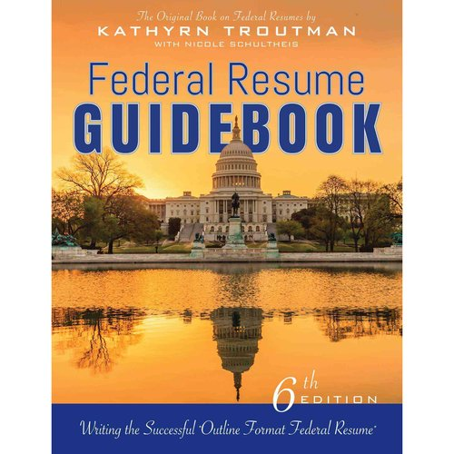 federal resume guidebook writing the successful outline