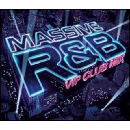 Massive R Vip Club Mix - Massive R Vip Club Mix [CD]