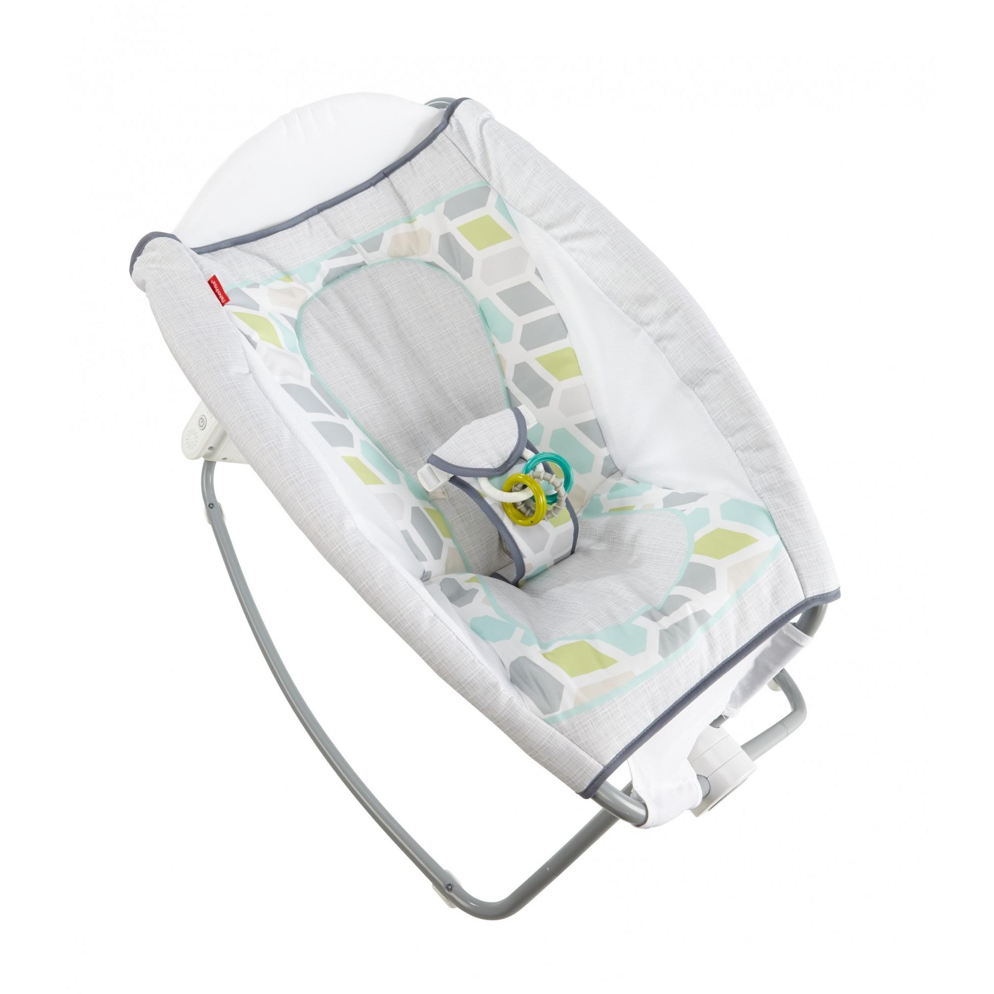 fb926ff1a8e Fisher-Price Auto Rock  n Play Sleeper 887961277944