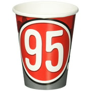 Cars Paper Party Cups, 9 oz, 8ct